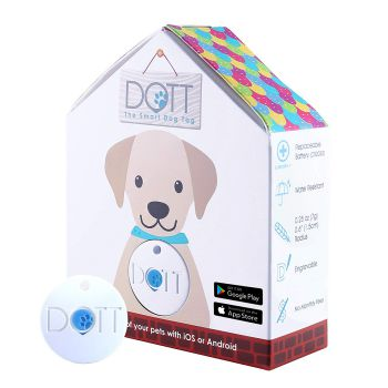 Dott Smart Best Pet Tracker Tag
