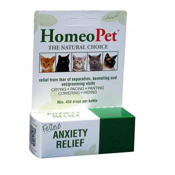 HomePet Feline Anxiety Relief spray