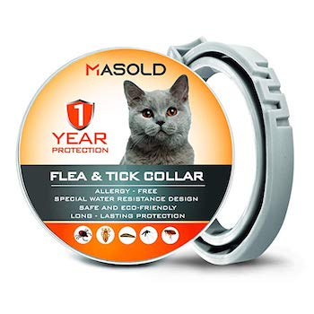 MASOLD Flea Collar for Cats