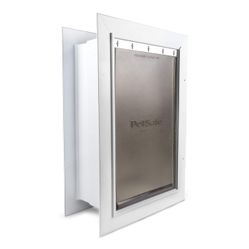 petsafe dog door for walls
