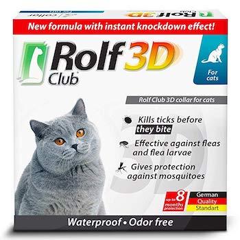 Rolf Club 3D FLEA Collar for Cats