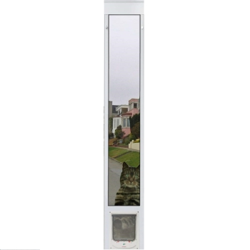 electronic patio door from security boss