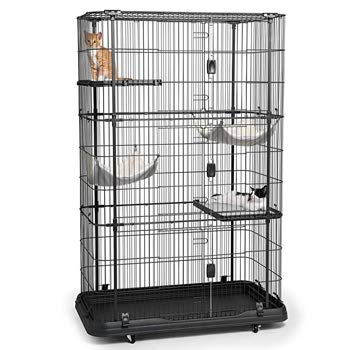 Prevue Pet Products Premium Cat Cage