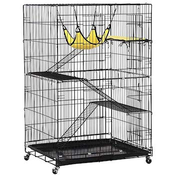 Yaheetech 4 Tier Cat Cage