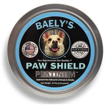 Baely's Paw Shield Dog Paw Protection Wax