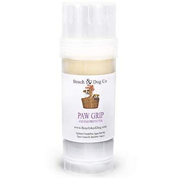 Beach & Dog Co Paw Grip - All Natural & Organic Formula for Dogs