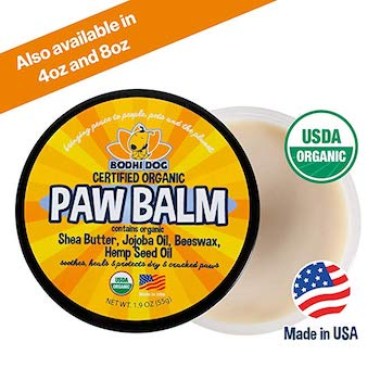Bodhi Dog Organic Paw Balm for Dogs