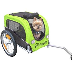 Booyah Small Dog Bicycle Trailer