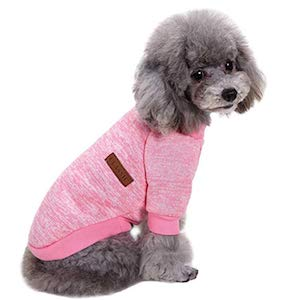 CHBORLESS Pet Dog Classic Knitwear Sweater