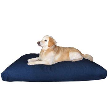 Dogbed4less Orthopedic Shredded Memory Foam Dog Bed Pillow