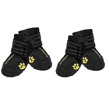 EXPAWLORER Non Slip Waterproof Dog Boots