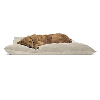 Furhaven Pet Pillow Cushion Bed for Dogs