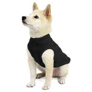 Stretchable dog sweater