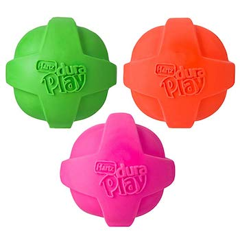 Hartz Dura Play Bacon Scented Dog Ball