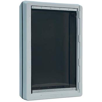 Ideal Pet Products Designer Series Ruff-Weather Cat Door