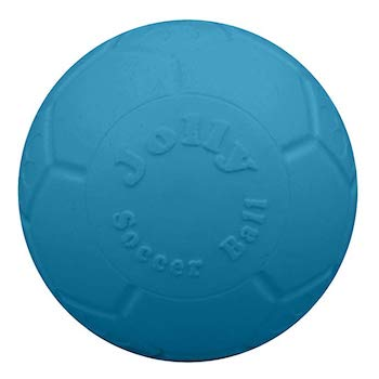 Jolly Pets 8 Soccer Ball for Dogs