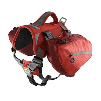 Kurgo Dog Backpack for Hiking and Camping