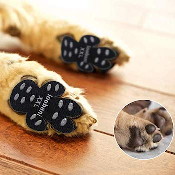 LOOBANI PadGrips Dog Paw Protector Anti-Slip Traction Pads