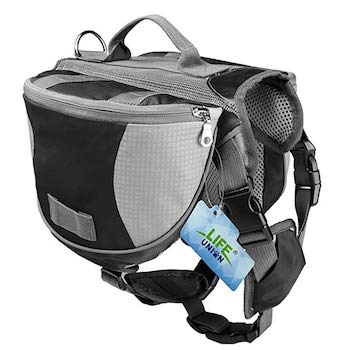 Lifeunion Saddle Backpack for Dog