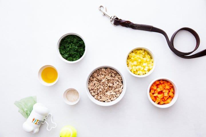 NomNomNow Chicken Chow-wow Recipe