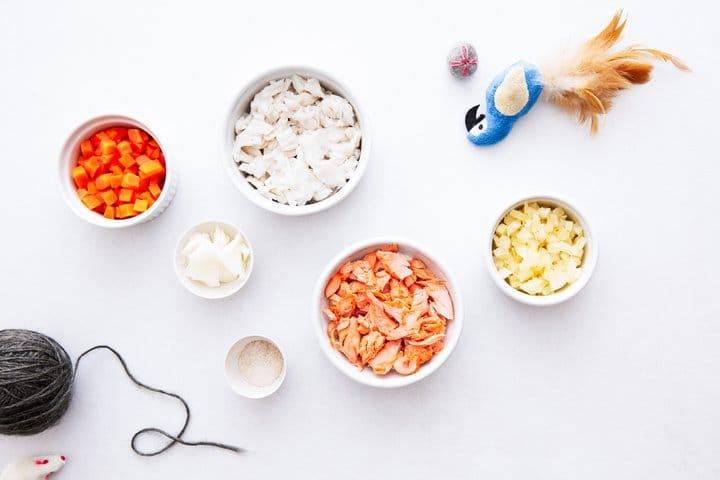 NomNomNow Cat Food Recipe