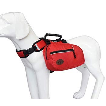 OSPet Saddle Bag Backpack for Large Dog