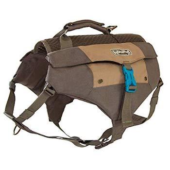 Outward Hound Denver Urban Pack Lightweight Hiking Backpack for Dogs