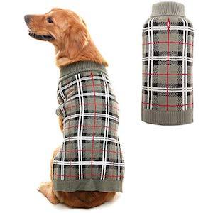 Large Size Dog Sweater