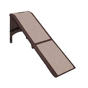 Pet Gear Free Standing Ramp for Dogs - Lightweight Easy-Fold Design