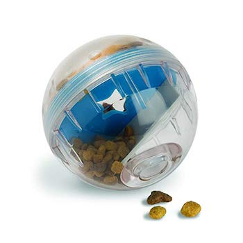 Pet Zone IQ Treat Ball for Dogs