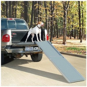 PetSafe Solvit Deluxe Extra-Long Telescoping Dog Ramp