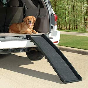 PetSafe Solvit UltraLite Bi-Fold Dog Ramp
