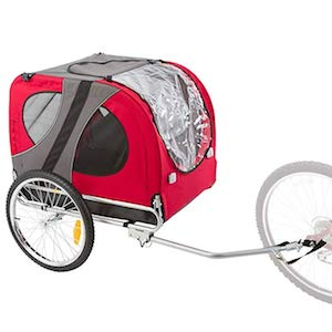 Rage dog bicycle trailer