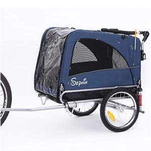Large Dog Bike Trailer