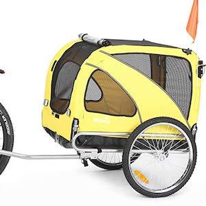Sepnine Pet Dog Bike Trailer