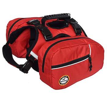 Smartelf Hiking Gear 2 in 1 Saddle Backpack Carrier