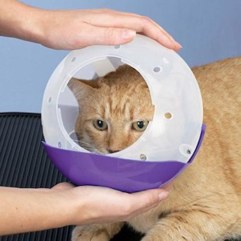 Soft Claws Spherical Air Muzzle For Cats