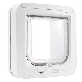 SureFlap Microchip Cat Flap | 4 Way Lock