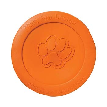 West Paw Zogoflex Zisc Indestructible Frisbee for Dogs