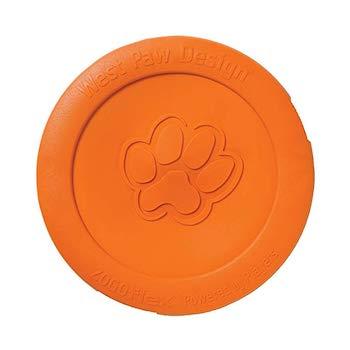 West Paw Zogoflex Zisc Indestructible Frisbee for Dogs