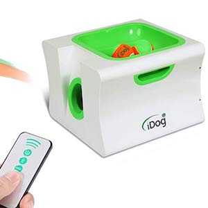 iDog MIDI Rechargeable Automatic Pet Ball Thrower for Dogs