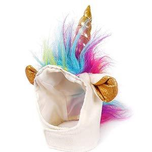 Unicorn costume for puppy
