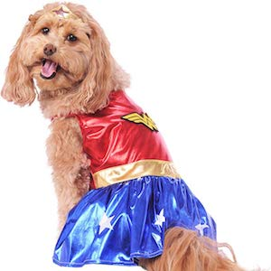 DC Comics Wonder Woman Dog Dress