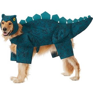 Frisco Stegosaurus Dinosaur Dog Dress