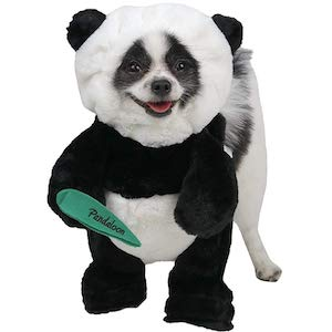 Panda Halloween Costume for Dogs