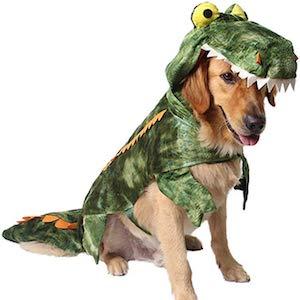 MUYAOPET Crocodile Dog Outfit