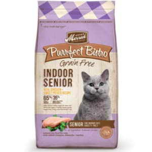 Garin Free Cat Food for Senior Cats