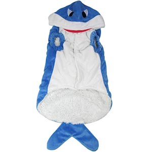 Shark Costume for Large Dogs