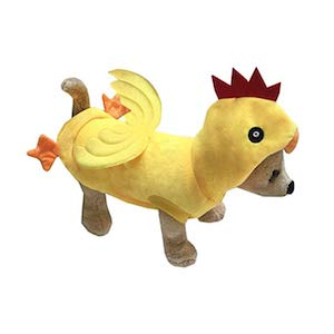 Mogoko Funny Dog Chicken Costume