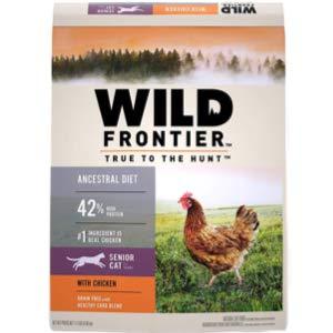 NUTRO Wild Frontier Grain-Free Dry Cat Food